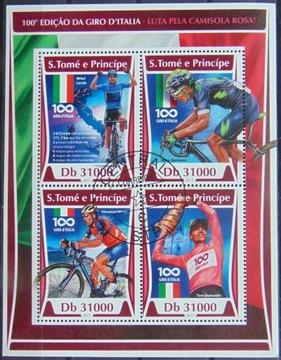 ВЕЛОСПОРТ Giro d'Italia спорт Санкт. Томе ark. #19127 доставка товаров из Польши и Allegro на русском