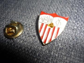 Odznaka Sevilla FC - Sewilla Hiszpania доставка товаров из Польши и Allegro на русском