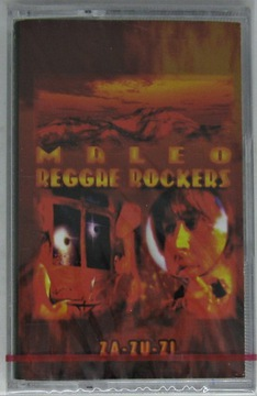 Maleo Reggae Rockers: Za-Zu-Zi [kaseta] NOWA FOLIA доставка товаров из Польши и Allegro на русском