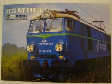 Lokomotywa ET 22 PKP CARGO 1:25 Angraf 9/2015 доставка товаров из Польши и Allegro на русском