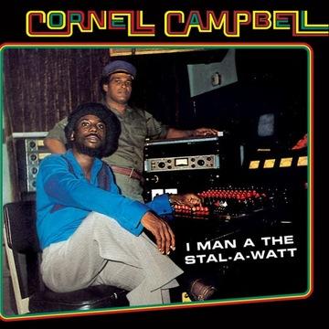 Корнелл Кэмпбелл - Man И The Сталь-A-Watt *LP доставка товаров из Польши и Allegro на русском