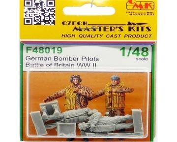CMK F48019 German Bomber Pilots WW II 1:48 доставка товаров из Польши и Allegro на русском
