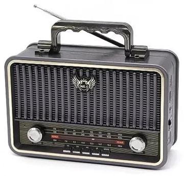 Radio kuchenne bluetooth przenośne RETRO kemai1908 доставка товаров из Польши и Allegro на русском