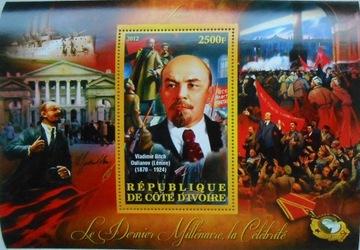 Władimir Lenin rewolucja Rosja blok ** #CDI2012-12 доставка товаров из Польши и Allegro на русском