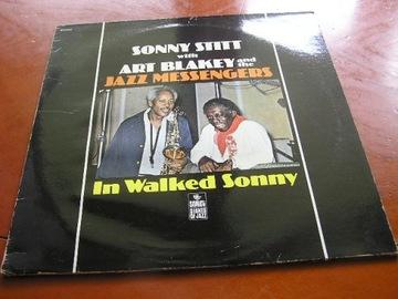 Sonny Stitt With Art Blakey - In Walked Сонни.B13 доставка товаров из Польши и Allegro на русском