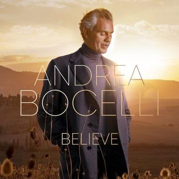 ANDREA BOCELLI Believe CD PL доставка товаров из Польши и Allegro на русском