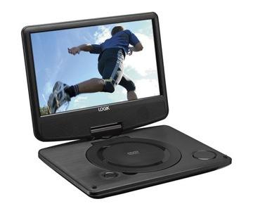 AEG 4555 DVD-плеер в подголовнике с 2 мониторами доставка товаров из Польши и Allegro на русском