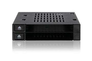 flexiDOCK MB522SP-B Dwudyskowa 2.5 SATA / SAS SSD/ доставка товаров из Польши и Allegro на русском
