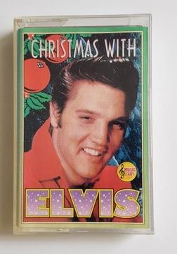 ELVIS PRESLEY CHRISTMAS С аудиокассетой  доставка товаров из Польши и Allegro на русском