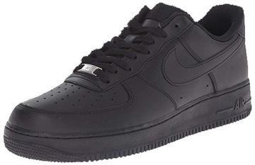 Buty damskie Nike Air Force 1 07 Low Czarne 36-45 доставка товаров из Польши и Allegro на русском