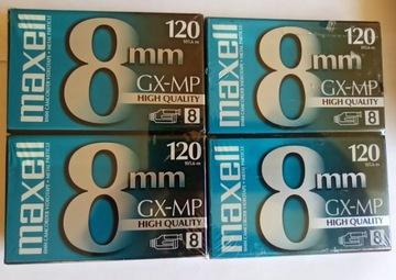 Maxell 8mm GX-MP120min 1szt доставка товаров из Польши и Allegro на русском
