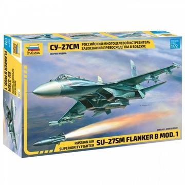 1:72 ZVEZDA 7295 СУ-27SM доставка товаров из Польши и Allegro на русском