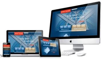 STRONA WWW + POZYCJONOWANIE DOMENA SERWER+SSL LOGO доставка товаров из Польши и Allegro на русском