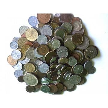 50 иностранных монет, и ЛЮБАЯ ДРУГАЯ доставка товаров из Польши и Allegro на русском