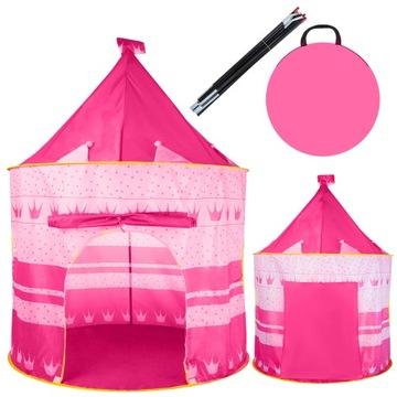 Домик Палатка для Детей, Дворец Замок в Сад Роз доставка товаров из Польши и Allegro на русском