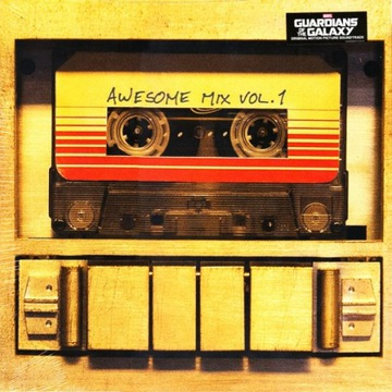 {{{ GUARDIANS OF THE GALAXY AWESOME MIX 1 outlet доставка товаров из Польши и Allegro на русском