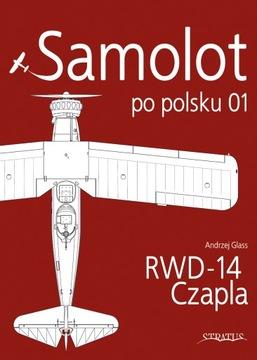 RWD-14 Czapla. Samolot po polsku. Stratus доставка товаров из Польши и Allegro на русском