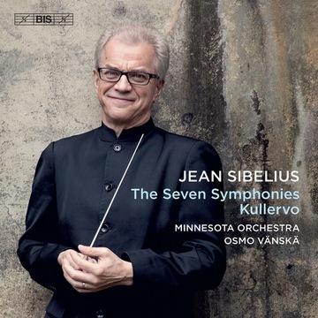 Sibelius Kullervo, symfonia 7 Vanska BIS SACD доставка товаров из Польши и Allegro на русском