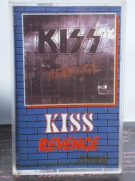 KISS - REVENGE - MC доставка товаров из Польши и Allegro на русском