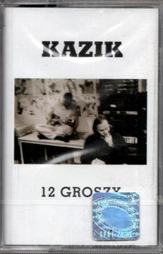 Казик - 12 Копеек (Кассета) Культ KNZ   НОВАЯ В ПЛЕНКЕ доставка товаров из Польши и Allegro на русском