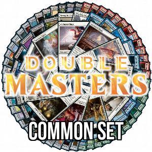 Double Masters Common Set (91 kart) доставка товаров из Польши и Allegro на русском