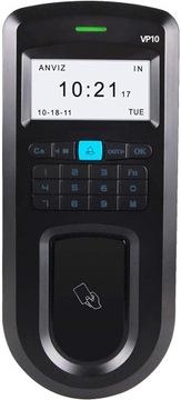 ANVIZ VP10 karta RFID i kod PIN połączenie TCP/IP доставка товаров из Польши и Allegro на русском