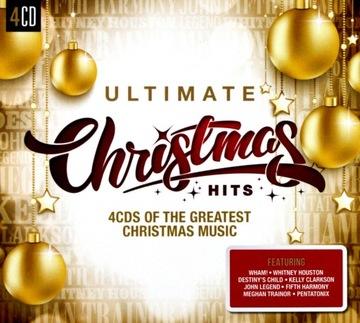 (ULTIMATE... CHRISTMAS HITS [4CD]) доставка товаров из Польши и Allegro на русском