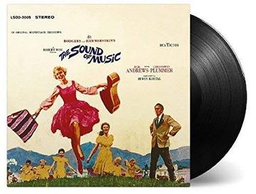 The Sound of Music OST VINYL LP 180G доставка товаров из Польши и Allegro на русском