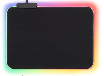 ИГРОВАЯ ПОДКЛАДКА ДЛЯ МЫШИ RGB LED USB ZODIAC  доставка товаров из Польши и Allegro на русском