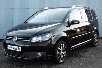 VW TOURAN II * bogata wersja * доставка товаров из Польши и Allegro на русском
