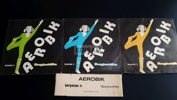 3 x-АЭРОБИКА - АСП УНИВЕРСАЛ ЛОМБАРД LADY PANK MAANAM доставка товаров из Польши и Allegro на русском