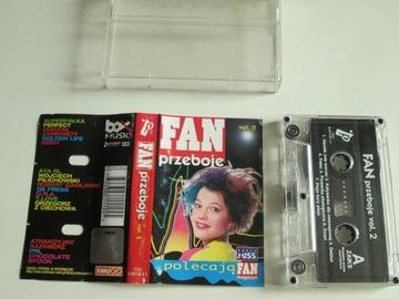 Fan Hits Vol.2 кассета 1997 Варенье ОНА Perfect доставка товаров из Польши и Allegro на русском