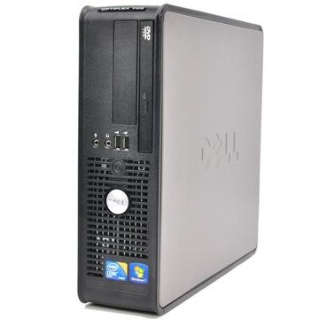 Компьютер ПК Dell 2-ядерный 2,9 Ггц 4/250GB WIN 10 доставка товаров из Польши и Allegro на русском