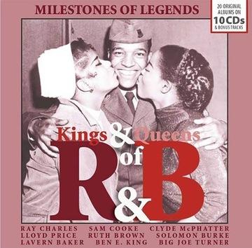 Kings and Queens of R&B (10CD) доставка товаров из Польши и Allegro на русском