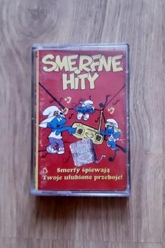 Smerfne Hity kaseta доставка товаров из Польши и Allegro на русском