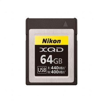Karta pamięci Nikon XQD 64GB 440/400 MB/s доставка товаров из Польши и Allegro на русском