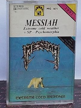 MESSIAH - EXTREME COLD WEATHER + SP PSYCHO...- MC доставка товаров из Польши и Allegro на русском