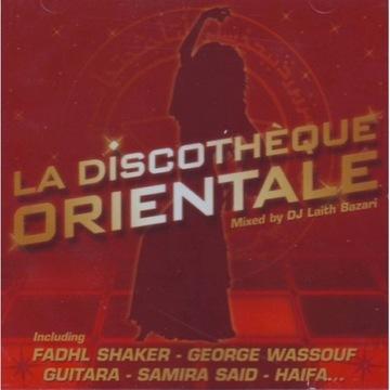 { DJ LAITH BAZARI - LA DISCOTHEQUE ORIENTALE (CD) доставка товаров из Польши и Allegro на русском