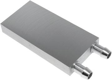 Радиатор Водяной Блок Пельтье 80x40 Радиатор ПРОЦЕССОРА доставка товаров из Польши и Allegro на русском
