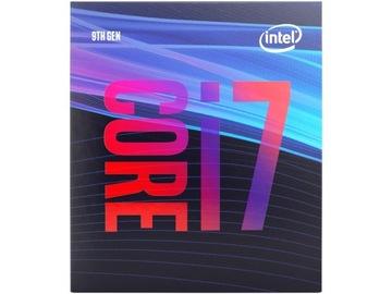 Процессор INTEL Core i7-9700 3.0-4.7 Ггц, 8C/8T доставка товаров из Польши и Allegro на русском
