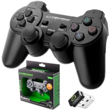 PAD БЕСПРОВОДНОЙ ДЛЯ PC PS3 PLAYSTATION 3 JOY WIBR доставка товаров из Польши и Allegro на русском