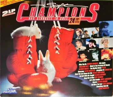 Soft Champions 1987 SKŁ 2x12'' Bryan Adams Yello доставка товаров из Польши и Allegro на русском