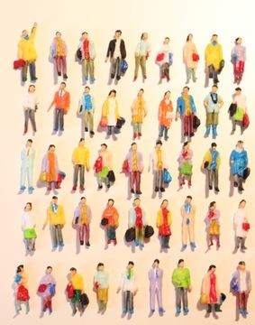 люди-фигурки на макет H0-1:87 доставка товаров из Польши и Allegro на русском