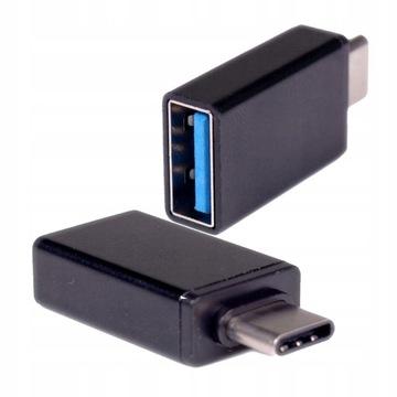 ПЕРЕХОДНИК OTG USB-C ТИП-C 3.1 АДАПТЕР МЫШЬ доставка товаров из Польши и Allegro на русском