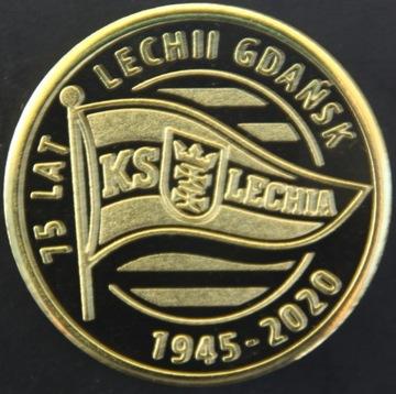 11 GULDENÓW GDAŃSKICH 2020 LECHIA GDAŃSK 75 LAT !! доставка товаров из Польши и Allegro на русском