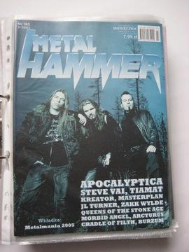 Metal Hammer Nr3'05 Tiamat Kreator Burzum доставка товаров из Польши и Allegro на русском