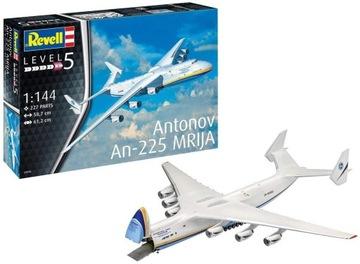 Антонов Ан-225 Мрия Revell 04958 масштаб 1/144 доставка товаров из Польши и Allegro на русском
