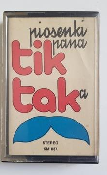 PIOSENKI PANA TIK-TAKa TIK-TAK MC доставка товаров из Польши и Allegro на русском