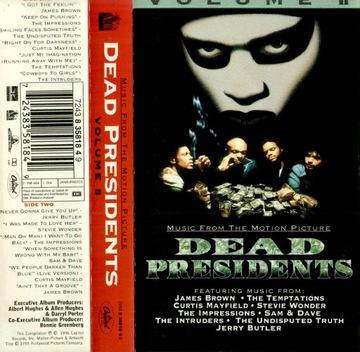 Dead Presidents - Volume II - Music From... доставка товаров из Польши и Allegro на русском