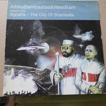 AFRIKA BAMBAATAA & WESTBAM - AGHARTA доставка товаров из Польши и Allegro на русском